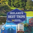 Lonely Planet Ireland's Best Trips 3 (Trips Country) Paperback TRAVEL GUIDE BOOK IRELAND