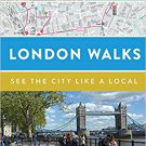 Moon London Walks (Travel Guide) Paperback TRAVEL GUIDE BOOK ENGLAND