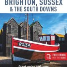 Insight Guides Great Breaks Brighton, Sussex & the South Downs Paperback TRAVEL GUIDE BOOK ENGLAND