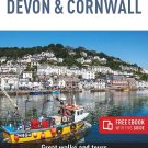Insight Guides Great Breaks Devon & Cornwall Paperback TRAVEL GUIDE BOOK ENGLAND