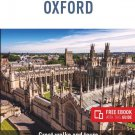 Insight Guides Great Breaks Oxford Paperback TRAVEL GUIDE BOOK ENGLAND