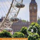 Pocket Rough Guide London Paperback TRAVEL GUIDE BOOK ENGLAND