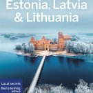 Lonely Planet Estonia, Latvia & Lithuania 8 (Multi Country Guide) Paperback
