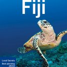 Lonely Planet Fiji 10 (Country Guide) Paperback TRAVEL GUIDE BOOK FIJI