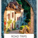 DK Eyewitness Road Trips France (Travel Guide) Paperback TRAVEL GUIDE BOOK FRANCE