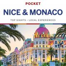 Lonely Planet Pocket Nice & Monaco 1 Paperback TRAVEL GUIDE BOOK FRANCE