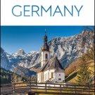 DK Eyewitness Germany (Travel Guide) Paperback TRAVEL GUIDE BOOK GERMANY
