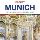 Lonely Planet Pocket Munich 1 Paperback  TRAVEL GUIDE BOOK GERMANY