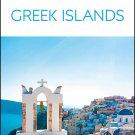 DK Eyewitness The Greek Islands (Travel Guide) Paperback TRAVEL GUIDE BOOK GREECE