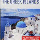 Insight Guides The Greek Islands Paperback TRAVEL GUIDE BOOK GREECE
