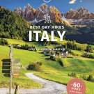 Lonely Planet Best Day Hikes Italy 1 Paperback  TRAVEL GUIDE BOOK ITALY