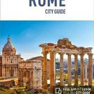 Insight Guides City Guide Rome (Travel Guide with Free eBook) Paperback TRAVEL GUIDE BOOK ITALY