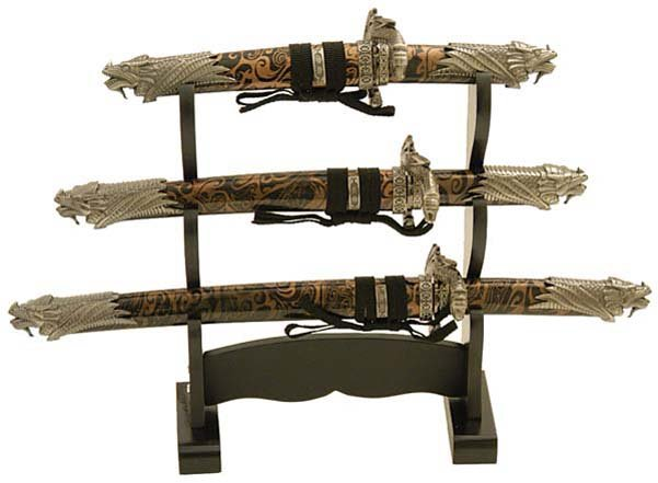 3pc. Dragon Sword