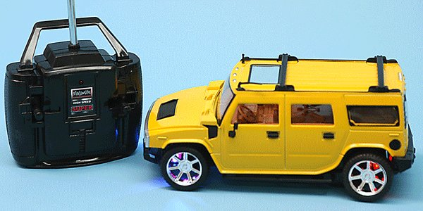 BO/RC Super Climber Truck