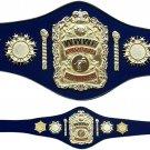 WWWF Bruno Sammartino Championship Wrestling Belts Adult