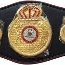 WBA World Boxing Championship Title Belt Adult Replica