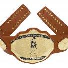 Fantasy Football Belt - Spike Championship repelica Belt2mm