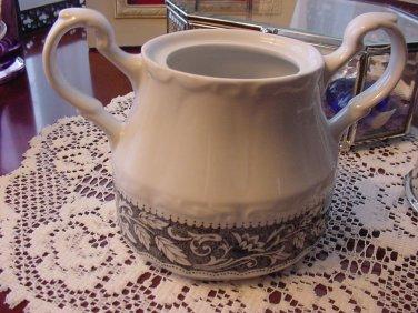 J & G Meakin Sterling Colonial Renaissance Sugar Bowl - no lid