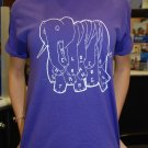 Purple Elephant T-shirt- CHS