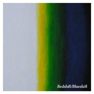 Redshift/Blueshift- Clock Hands Strangle