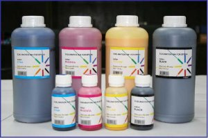 Dye Sublimation Inks For ALL Epson 6 Color Printers
