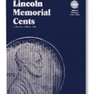 #9000 Whitman Folder for Lincoln Memorial Cents 1959-1998