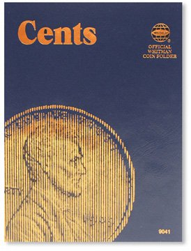 #9041 Whitman Folder for Cents (undated)