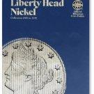 #9007 Whitman Folder for Liberty Head Nickels
