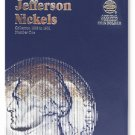 #9009 Whitman Folder for Jefferson Nickels 1938-1961