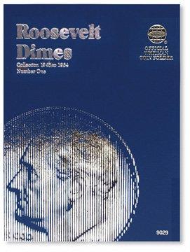 #9029 Whitman Folder for Roosevelt Dimes 1946-1964