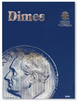 #9043 Whitman Folder for Dimes (undated)