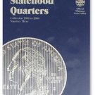 #8112 Whitman Folder for Statehood Quarters 2006-2008