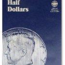 #9045 Whitman Folder for Half Dollars (undated)