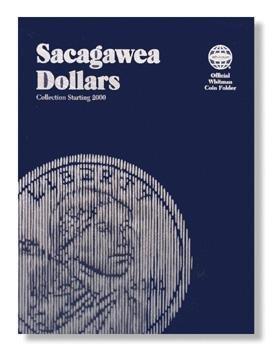 #8060 Whitman Folder for Sacagawea Dollars