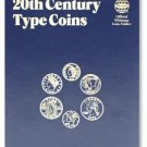 #9046 Whitman Folder for 20th Century Type Coins