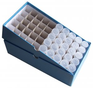 Roll Storage Box for Nickels