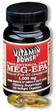 Meg EPA Caps (Maximum Omega 3 Fatty Acids)    90 Capsules    520P