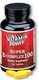 B-Complex 100    250 Tablets    1038U