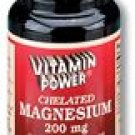 Magnesium 200 mg    250 Tablets    631U