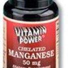 Manganese 50 mg    250 Tablets    633U