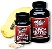 Papaya Enzyme Chewable Tabs    500 Tablets    1054V
