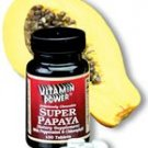 Super Papaya Chewable Tabs    500 Tablets    2054V