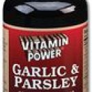 Garlic and Parsley Softgels    250 Softgel Capsules    1066U