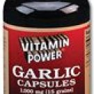 Garlic Oil 1000 mg Softgels    250 Softgel Capsules    1068U