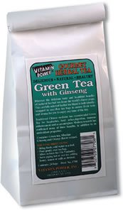 Green Tea w/Ginseng    24 Bags    T708
