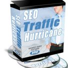 SEO Traffic Hurricane - Make keyword targeted webpages that the search engines gobble up!
