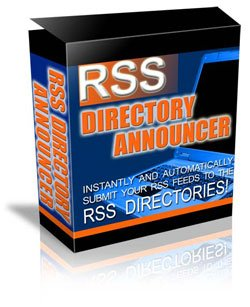 RSS Directory Announcer