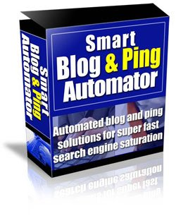 Smart Blog & Ping Automater