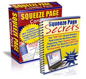 """""""The Squeeze Page Profit System"""" - Build Your List the Right Way"""