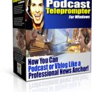 Podcast Teleprompter  -  Sound Just Like A Professional News Anchor